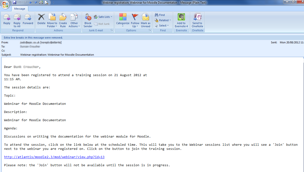 Example of first email online dating 6