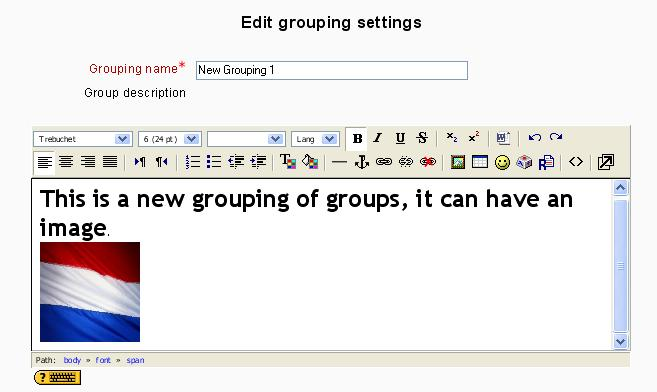 Administration Block Course Group Grouping add.JPG