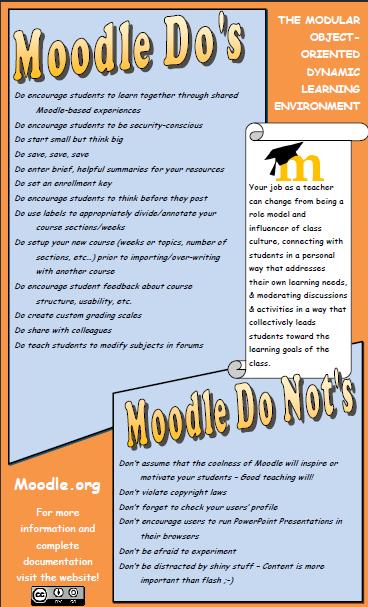 Moodle manuals - MoodleDocs