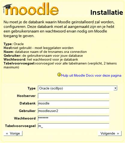 Installation on Solaris 10 with Oracle 10 - MoodleDocs
