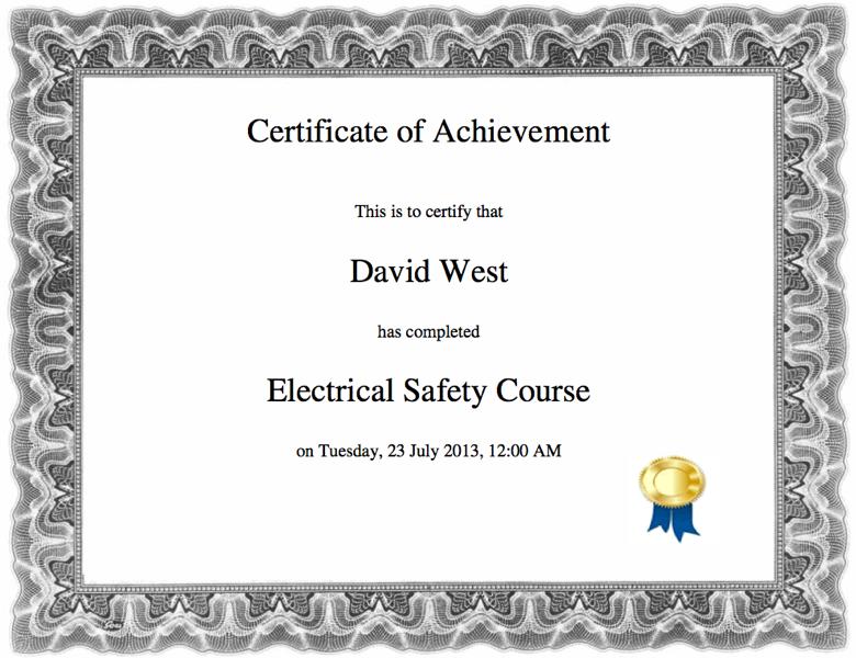 Elis course descriptions moodledocs for Competency certificate template