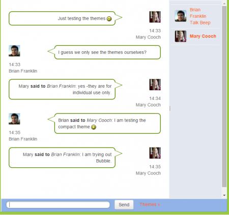 Schizophrenie chat room dating