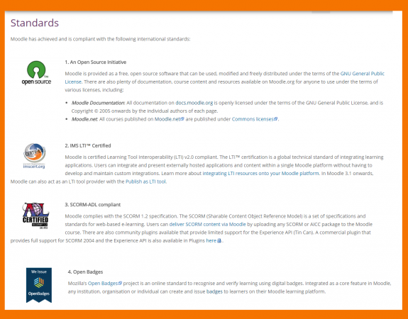 Moodle LMS – Openstack Sdn Bhd