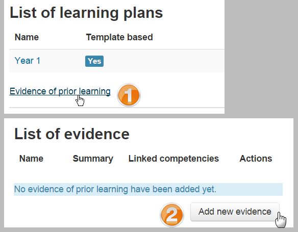 Individual Learning Plans Templates   Learning Plans Moodledocs