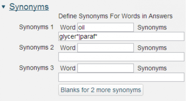 Fields for entering synonyms (not associated with the SI units question).png
