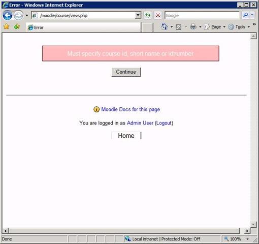 Internet Information Services - MoodleDocs