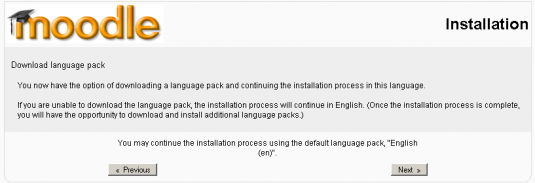 Complete install packages for Windows - MoodleDocs
