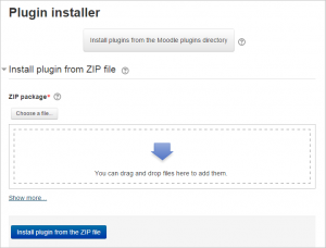 Installing plugins - MoodleDocs