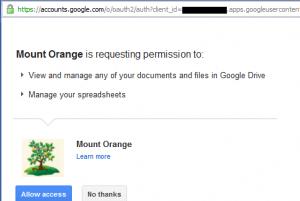 Google Drive repository - MoodleDocs