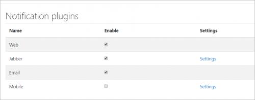 Messaging settings - MoodleDocs