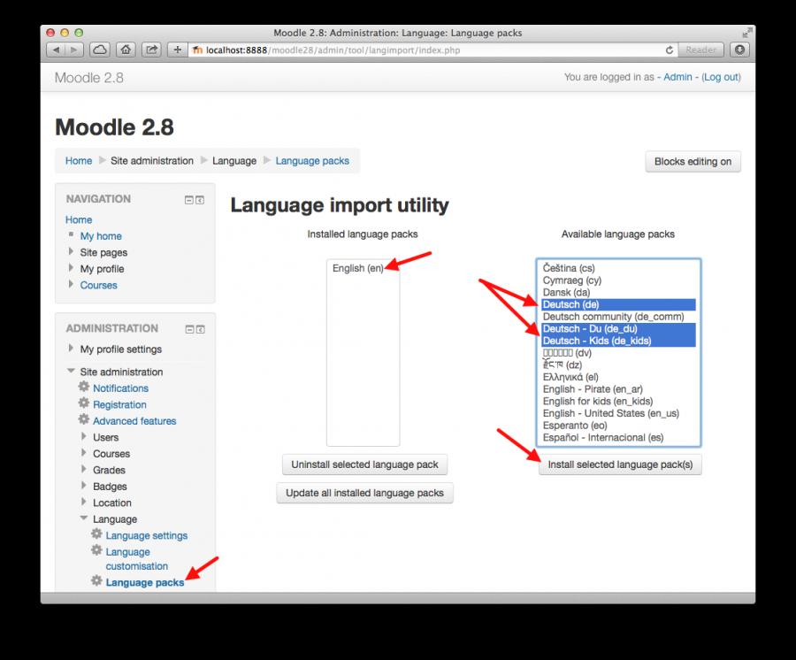 Moodle Docs - Moodle org