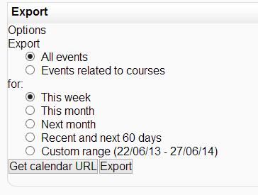 Calendario Outlook.Usando Calendario Moodledocs