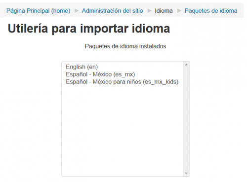 Languages installed in main Moodle server.png