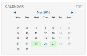 Calendario Ual.Usando Calendario Moodledocs