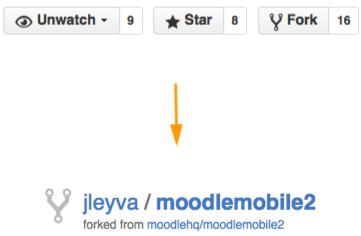 Moodle Mobile custom apps