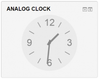 Analog clock HTML block.png
